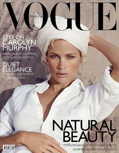 Vogue Thailand June 2013
