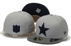 Dallas Cowboys New Era NFL Heather 2 Tone 59FIFTY Cap_7