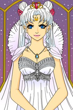 Moon Princess by Sailor-Serenity on DeviantArt
