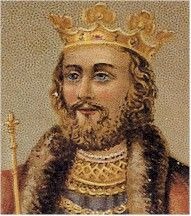 Edward II  Plantagenet, King of England (1284 - 1327)