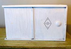 Original Vintage Tin Metal Hoosier Cabinet Bread by oZdOinGItagaiN, $32.00