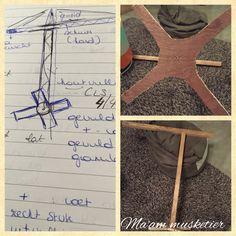 Voorbereiding eigen project: torenkraan haken