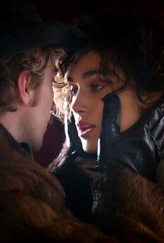 "Aaron Taylor-Johnson as Count Vronsky and Keira Knightley as Anna in ""Anna Karenina"" (2012)"