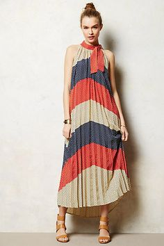Ashbury Maxi Dress #anthropologie #anthrofave