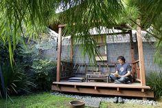 Mellow Monk's Green Tea Blog: Two tea pavilions