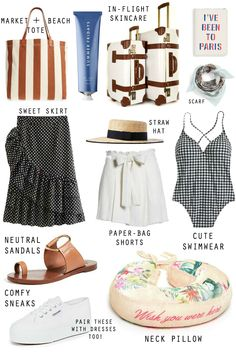 WHAT TO PACK FOR EUROPE - STEPHANIE STERJOVSKI