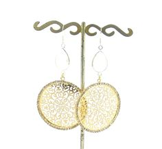 Arabesque |  Ibiza Oorbellen Handmade one of a kind bohemian gemstone earrings by Gipsy Ibiza www.gipsyibiza.nl