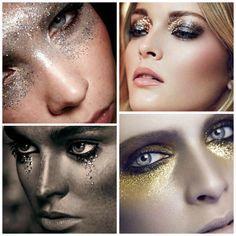 maquiagem para o carnaval 2014