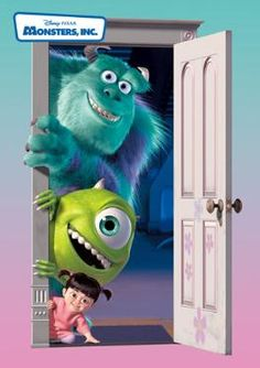 D-108-701 Tenyo Disney Japan Jigsaw Puzzles Pixar Monster Inc