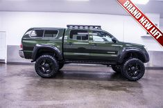 2012 TOYOTA TACOMA SR5 4X4 LIFTED W/BACK UP CA For Sale | LiftedTruckz