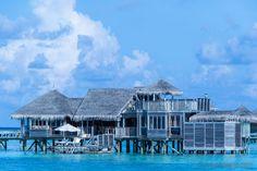 Gili Lankanfushi - Barefoot paradise in the Maldives Gili Lankanfushi, Water Villa, 5 Star Resorts, International Airport, Maldives, Paradise, Boat, Mansions, House Styles