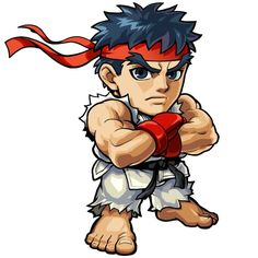 pocket fighter ryu 04