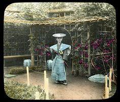 Garden samurai