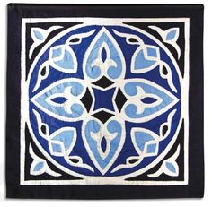 Khayameya: Arabic cushion 45 * 45 cm - cotton