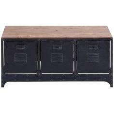 Macon Storage Bench