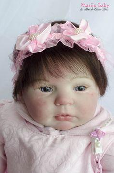 https://flic.kr/s/aHskGGk8bQ | Bebê Reborn Katerine | Bebê Reborn Katerine  MaRiJuBaby by Rita de Cássia Lins