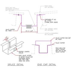 10 Detail Gutter Ideas Roof Detail Roof Design Architecture Details
