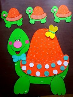 Foam Crafts, Preschool Crafts, Diy And Crafts, Crafts For Kids, Arts And Crafts, Paper Crafts, Class Decoration, School Decorations, Graduation Crafts