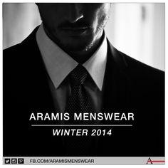 Aramis Menswear Winter 2014: a coleção do homem contemporâneo. #estiloaramis #aramismenswear #inverno2014