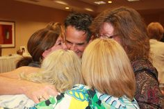 Imago therapists appreciate the value of being hugged, Imago Relationships International Annual Conference Counseling, Conference, Houston, Relationships, Marriage, Long Hair Styles, Couples, Beauty, Valentines Day Weddings