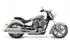 Victory Motorcycles: The 2012 Victory Kingpin - Tousley Motorsports