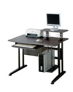 staples has the coaster contemporary woodmetal computer desk black you need for black metal computer desk