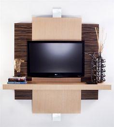 Mueble para equipo Tv vayun Pinterest Tv Mueble tv y Centros