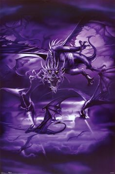 dragons | Purple Dragons