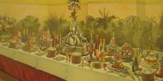 More Gilded Age Dining