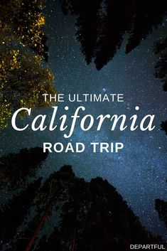 If you're thinking of a California road trip, check out our comprehensive guide including an itinerary from San Francisco to LA including stops like Yosemite, Monterey, Big Sur, Paso Robles, and Santa Monica. We've also included important logistical infor