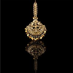 Shah Isma'il defeats the army of the Aq-Qoyunlu, from Khwandamir's Habib al-Siyar, Iran, Qazvin or Isfahan, Indian Wedding Jewelry, Bridal Jewelry, Antique Earrings, Antique Jewelry, Rajputi Jewellery, India Jewelry, Gold Jewellery, Head Jewelry, Asian