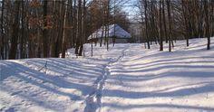 Украинская зима. Слнце, ритмы ( этнографический музей Пирогово)
