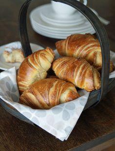 Nachgebacken: Gemogelte Zucker-Zimt-Croissants