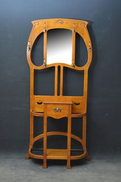 Stylish Art Nouveau...