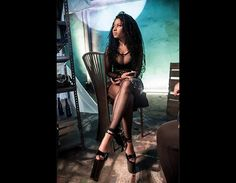 "Nicki Minaj's ""Only"" Video"