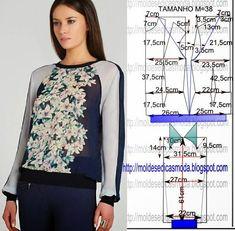 sewing bluse...<3 Deniz <3