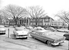 The Kingsport Inn was located at 415 Broad Street. The Kingsport Inn opened in the Spring of 1917 and closed in the Spring of 1960.