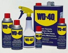 WD-40 Uses: Protects silver from tarnishing. Floor that waxed sheen. Keeps flies & birds off. Untangles jewelry chains. Cleans BBQ. Keeps garden pots from oxidizing. Removes tomato stains from clothing. Keeps shower doors spotless. Removes tar & marks floor. Grease splatters from stovetops. Bathroom mirror from fog. Removes traces duct tape. Arms, hands & knees to relieve arthritis. Bugs from bumpers. Attracts fish-spray on bait. Sting & itch-bites. Removes crayon from walls. Removes…