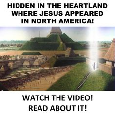 HIDDEN IN THE HEARTLAND! WATCH THIS VIDEO! -- READ ABOUT JESUS'S VISIT TO NORTH AMERICA! http://thefamily.com/wp-admin/post.php…
