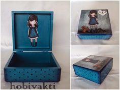 ♥♥ Hobi Vakti ♥♥: Küçük Mavi Kutu