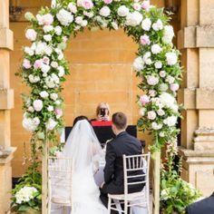 Gareth and Hariney - An Elegant Pastel Wedding | Real Weddings | www.guidesforbrides.co.uk
