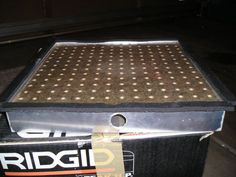 Building a Vacuum Form Table