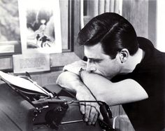 Harlan Ellison: If you don't know anything about this man I suggest you watch Dreams With Sharp Teeth. You will be introduced to the most bad ass sci-fi writer this world has every seen. He is an outlaw. Pure & simple.