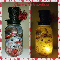 Stained glass look luminary