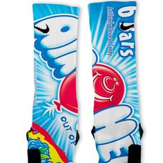 We custom design and print all of our AirHeads Custom Nike Elite Socks Custom Nike Elite Socks. We print all orders on demand and no two pairs are identical. Nike Elite Socks, Nike Socks, Nike Outfits, Sport Outfits, Nike Basketball Socks, Buy Basketball, Zoom Iphone, Iphone 5c, Socks