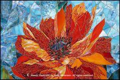 daytime_queen_Julia Hansen Mosaic Studio