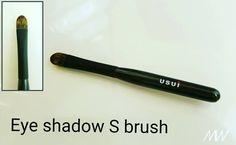 Eye shadow S brush - Pinceau fard à paupières S Usui #usui #fude #brush #japan #pinceau