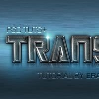 "Quick Tip: Create a ""Transfarmers"" Text Effect Using Layer Styles in Photoshop by Erasmo D'Onorio De Meo, In today¡¯s quick tip tutorial we will demonstrate how to create a cinematic ""Transfarmers"" Text Effect using the layer styles. Let¡¯s get started!"