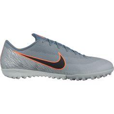 cb0b8fa55 Nike Mercurial Vapor XII Academy TF Artificial Turf Soccer Shoe Armory Blue  Black Wolf
