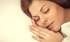 Yoga to Help You De-Stress and Sleep Better Every Night - Yoga Articles   YOGA.com #sleep #bedroom #OwnYourPM